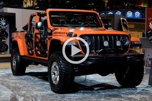 Jeep Gladiator Gravity 2020