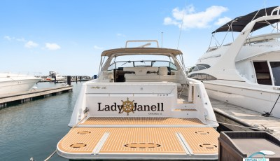 Meridian Private Yachts – Lady Janell 3D Model