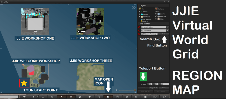 JJIE MAP with Menu Sidebar & Icons NOTATED
