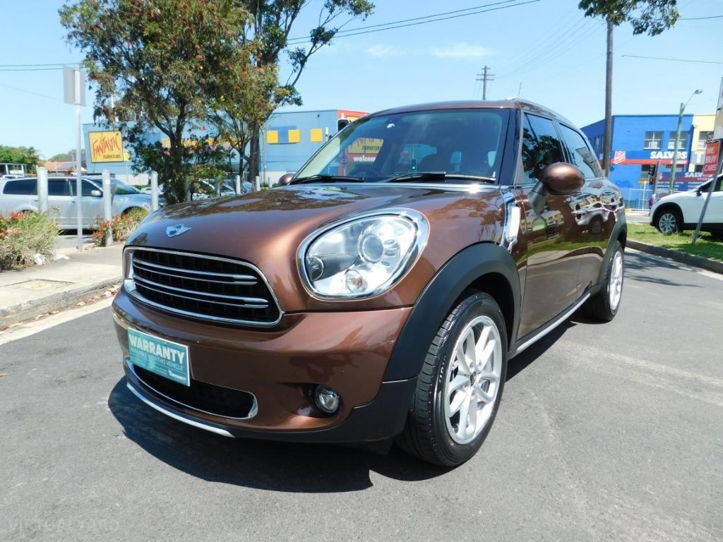 Mini R60 Countryman Cooper D 20 Ece Vehicle Electrical System Control