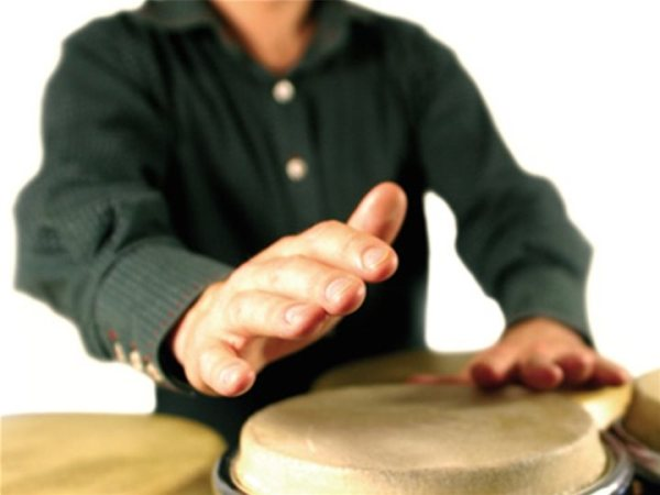 Drumming, video Conference, zoom , instruction