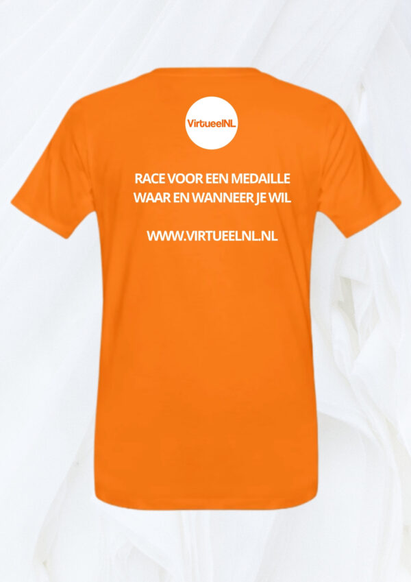 Sport shirt VirtueelNL heren back