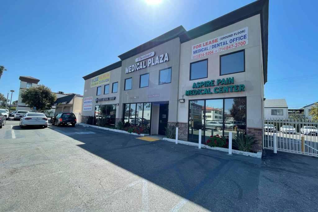Medical clinic in Huntington Beach, CA.
