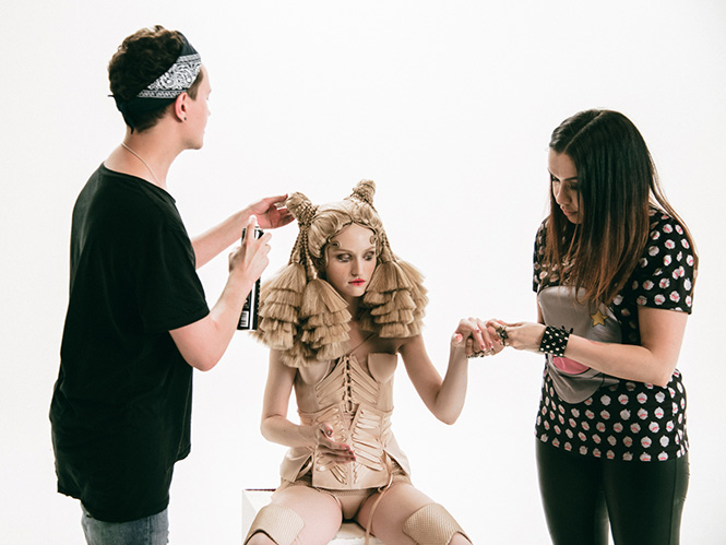 Behind the Scenes with Polyna & Her Creative Team | Virtuogenix