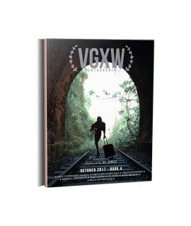 VGXW Magazine October 2017 Book 4 Cover 2