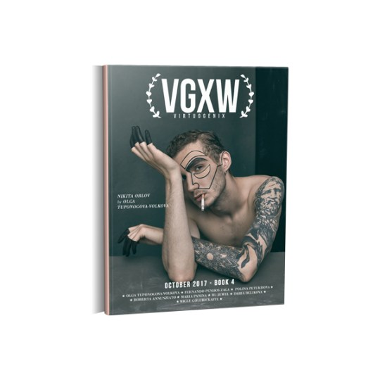 VGXW Magazine October 2017 Book 4 Cover 3