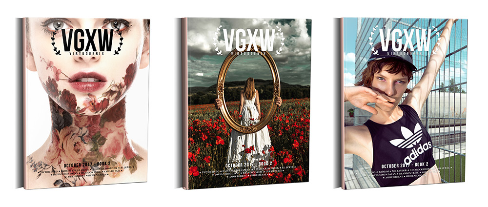 VGXW Magazine - October 2017 - Book 2