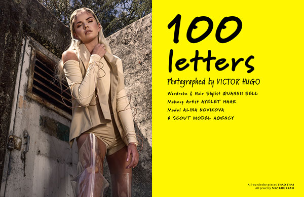 VGXW Magazine - October 2017 - Book 2 - Fashion editorial by Victor Hugo