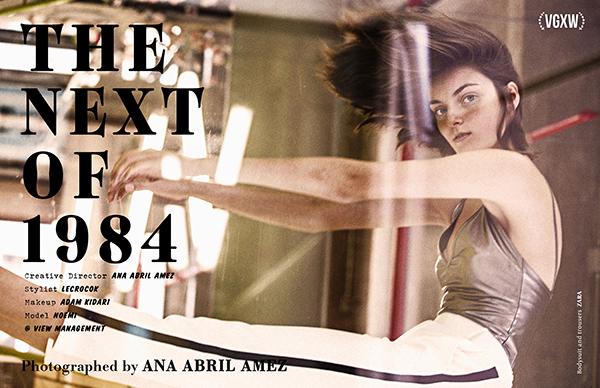 Style Editorial by Ana Abril Amez for VGXW Magazine   virtuogenix.online