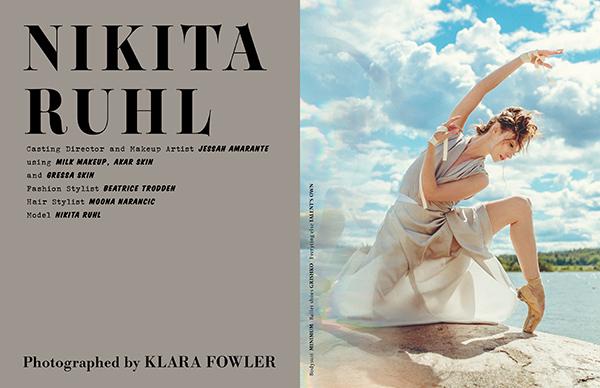 Ballerina Nikita Ruhl