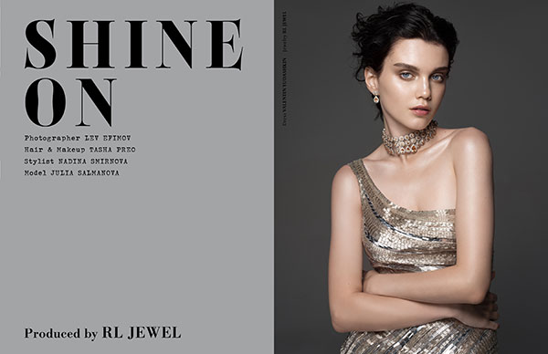 Fashion Editorial: Shine On by RL Jewel for VGXW Magazine | virtuogenix.online