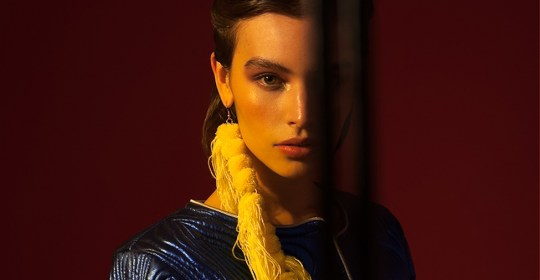 Ana Pau Valle by Abraham Magos for VGXW Magazine   virtuogenix.online