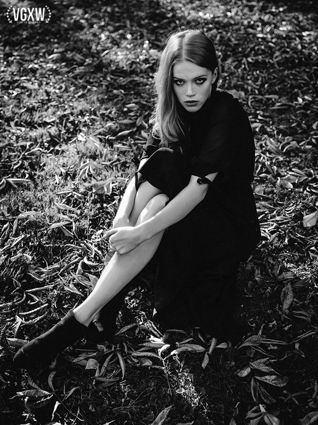 Katharina @ Mega Model Agency by Holger Nitschke for VGXW Magazine