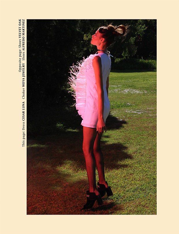 Million Miles to Earth - A Fashion Editorial by Jesus Soto for VGXW Magazine | virtuogenix.online