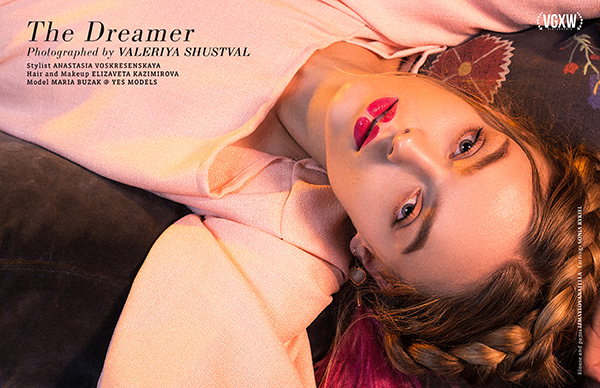 Style Editorial: The Dreamer by Valeriya Shustval for VGXW Magazine | virtuogenix.online