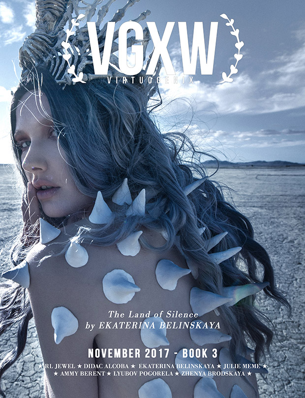 VGXW Magazine November 2017 Book 3 - Ekaterina Belinskaya | virtuogenix.online