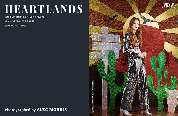 Style Editorial: Alec Morris by Heartlands for VGXW Magazine | virtuogenix.online