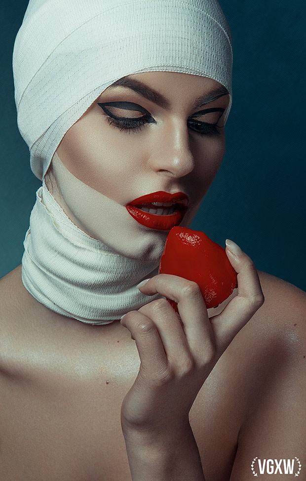 VGXW Beauty Editorial: LUST by Kate Południewska | virtuogenix.online