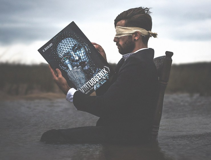 Nicolas Bruno - Fine Art Photographer - Virtuogenix Issue 00 | Virtuogenix.Online