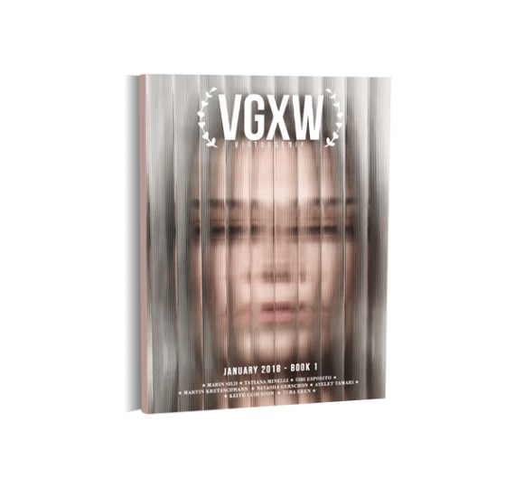 "VGXW Magazine - January 2018 Book 1 (Cover 2: ""Ego"" by Martin Kretzschmann)"
