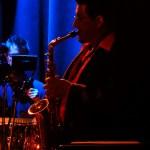 chris sax player - is it carlos