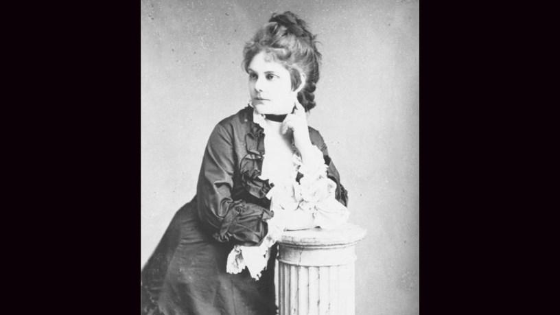 [1906] Sophie Menter plays – No.3 Un Sospiro (3 Études de Concert, S.144) – Liszt