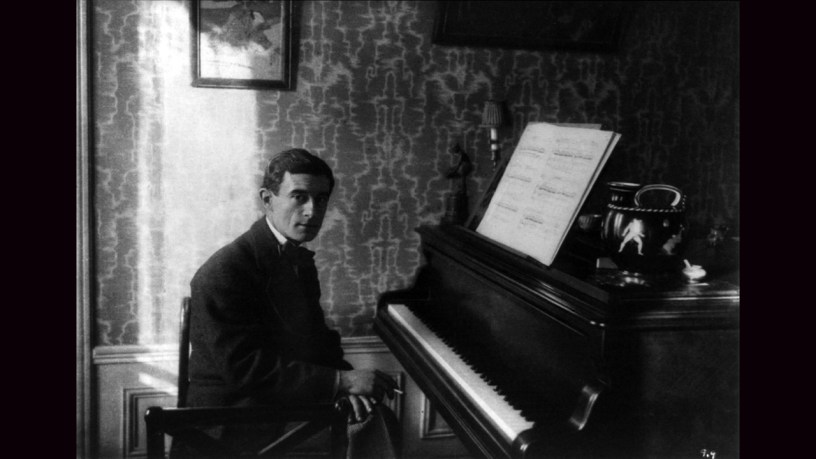 [1913] Maurice Ravel plays – Valses Nobles et Sentimentales – Ravel