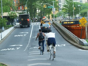 Traffic Skills for NYC Bike riders