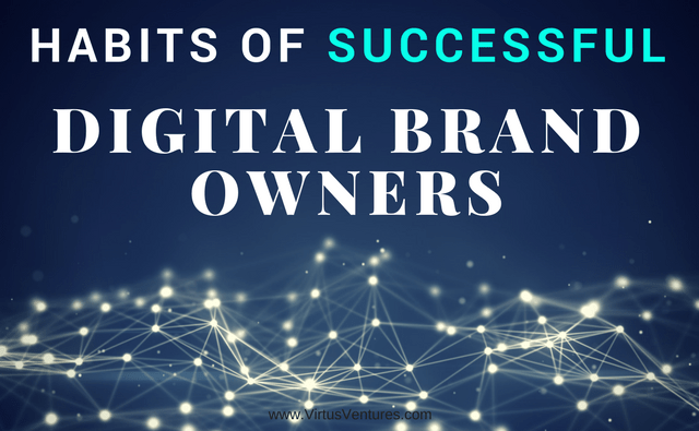 The 7 Habits of Successful Digital Brand Owners: Updated
