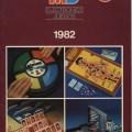 Catálogo de MB / Playskool de 1982