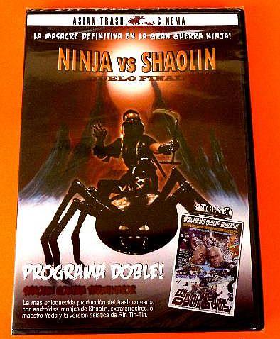 ninjaShaolin