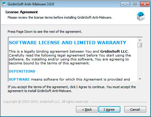 malware removal tool