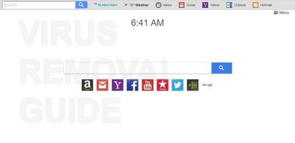 Madison : Google chrome remove extensions virus