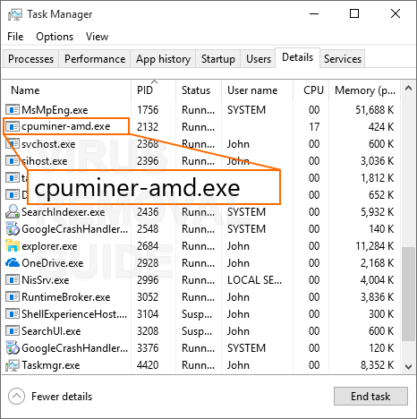 Cpuminer-amd.exe