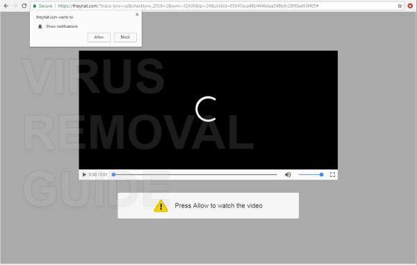 Ttheyhat.com adware