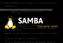 Vulnerability in Samba fixed after a year