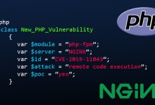 Vulnerability in PHP7 threatens nginx