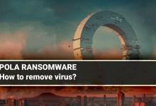 POLA Ransomware