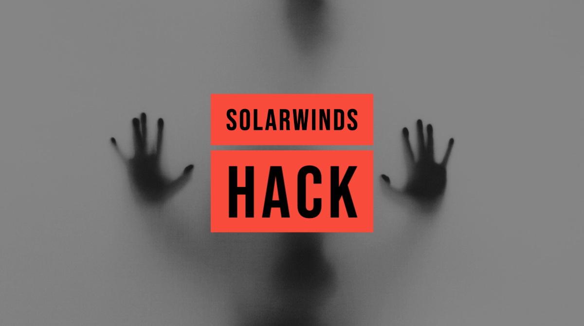 Sunspot malware SolarWinds attack
