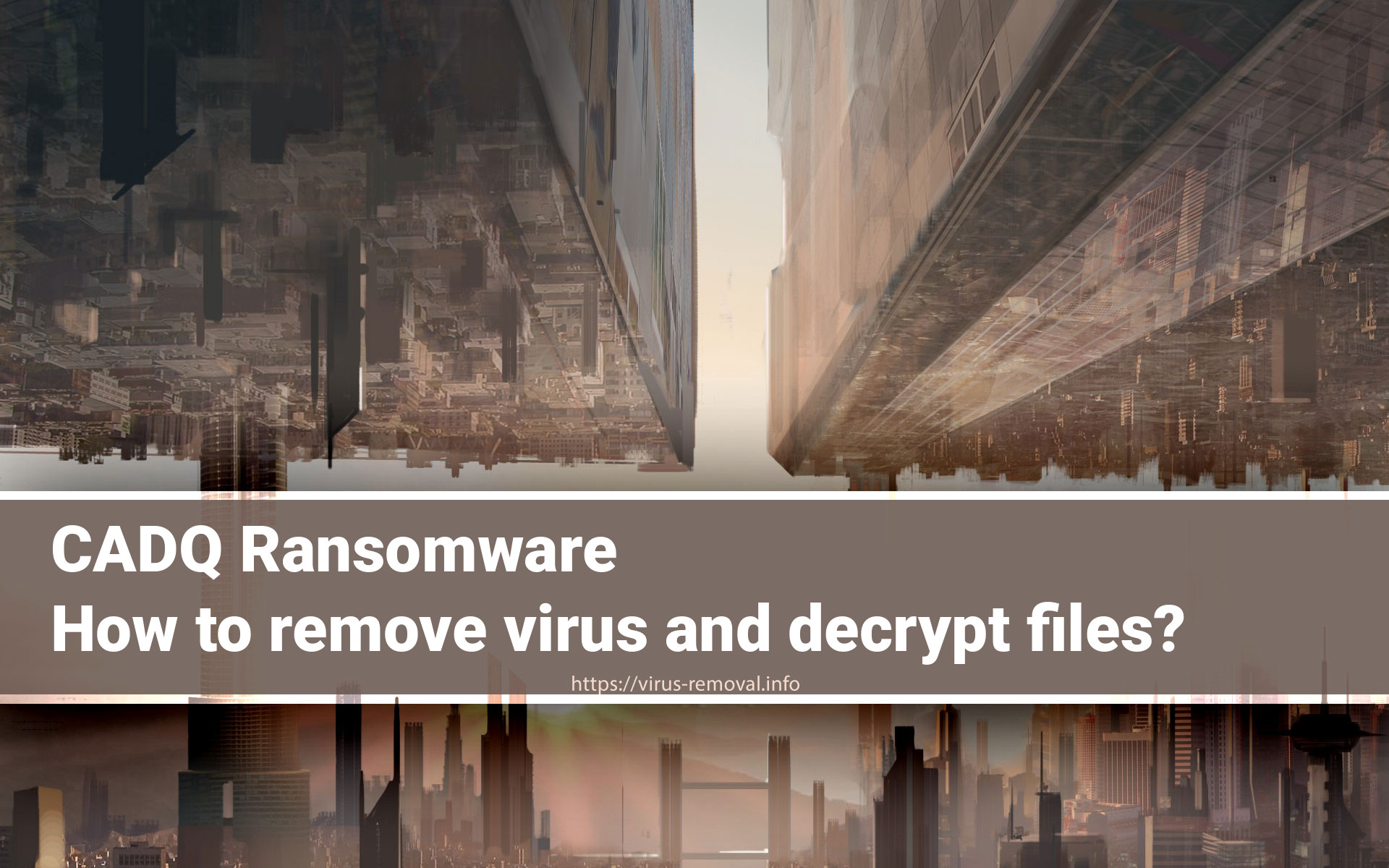 CADQ Ransomware