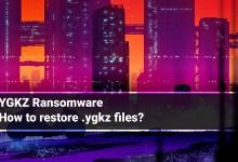 YGKZ Ransomware