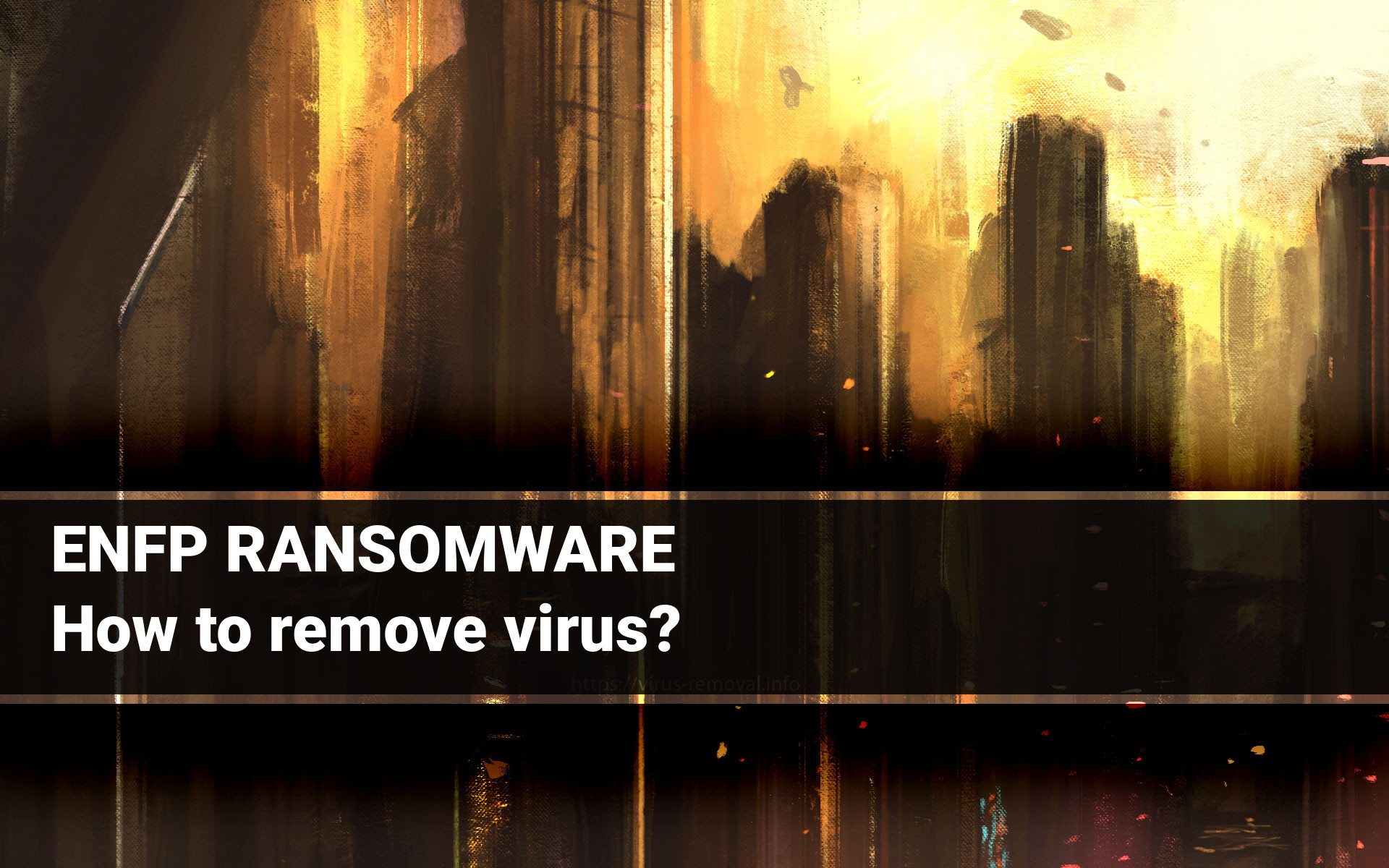 ENFP Ransomware