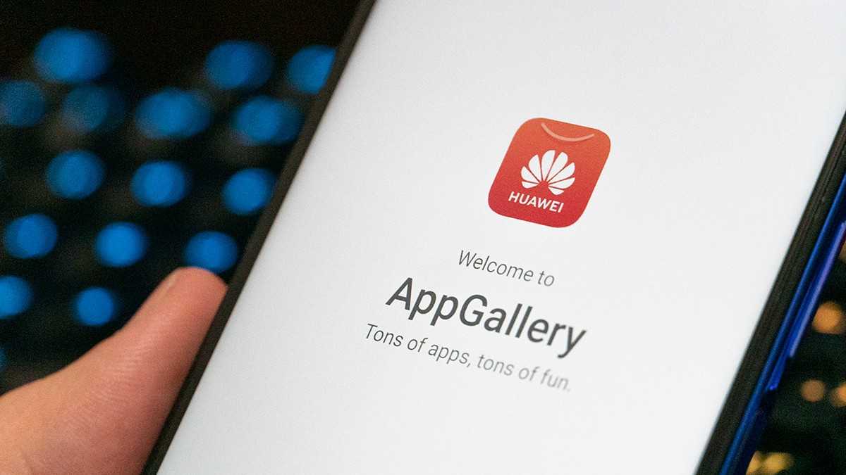 Malware in the AppGallery catalogue