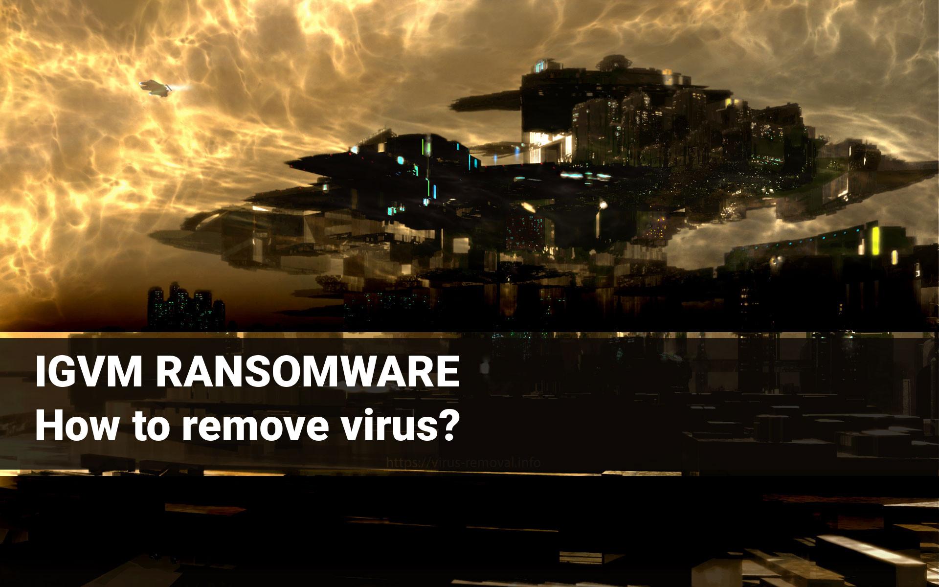igvm virus