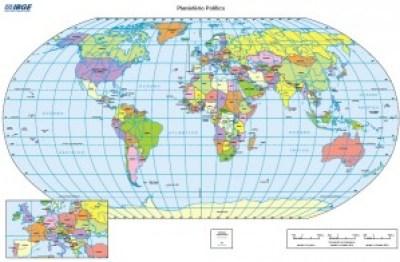 mapa mundicol
