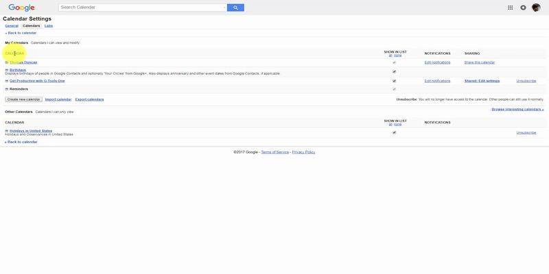Google Tools Mastery