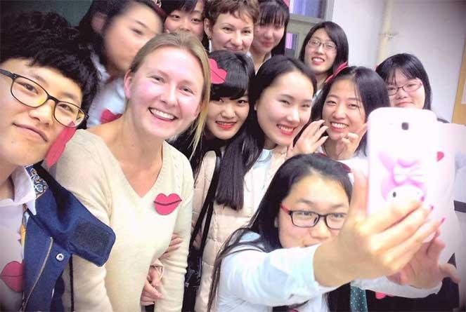 Cinese di lingua russa. Russi in Cina. Istruzione per i ...
