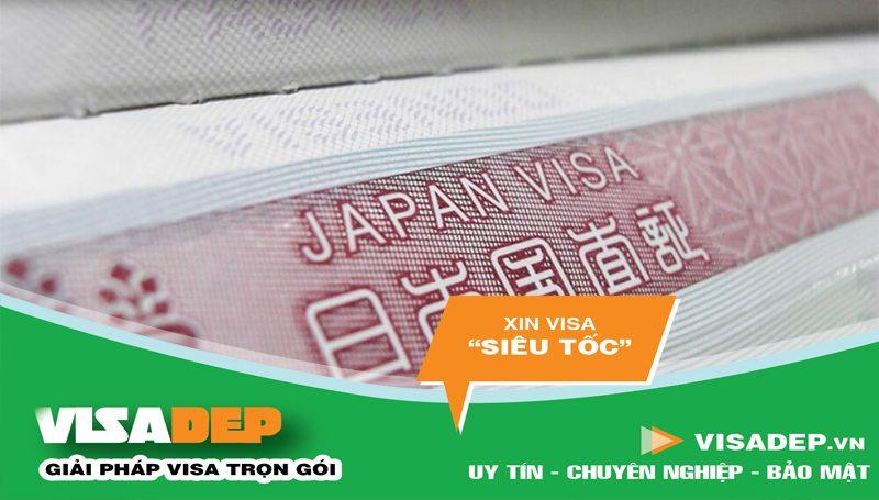 Hướng dẫn Cách điền tờ khai xin visa Nhật Bản chi tiết
