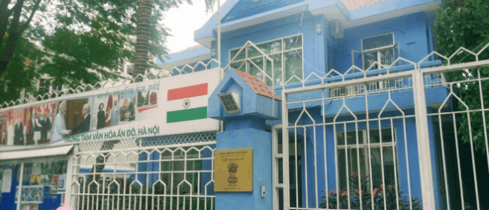 Địa chỉ Đại sứ quán ấn độ tại Việt Nam