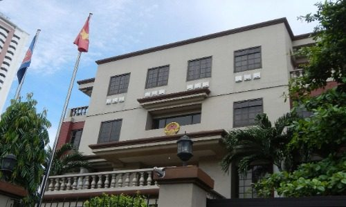 Đại sứ quán Việt Nam tại Philippines